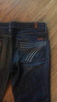 Size 28-7 for all mankind JEANS Rockville, 20850