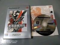 Metal Gear Solid 2 Sons of Liberty Barcelona, 08011