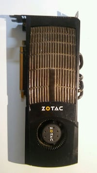 ZOTAC GeForce GTX 570 (Synergy Edition) 1280mb