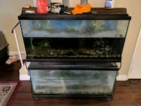 2 55 gallon fish tanks Toronto, M2H 1Z9