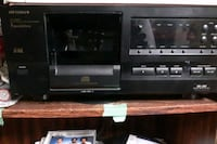 25 disc CD player