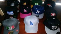 Snap back hats...Dodgers, Raiders, Yankees etc.    South Gate, 90280