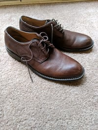 Men's size 8.5 brown 1901 shoes (casual) Baltimore, 21201