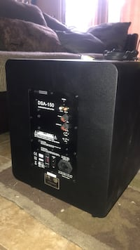 RBH Home Theatre subwoofer Colorado Springs, 80920