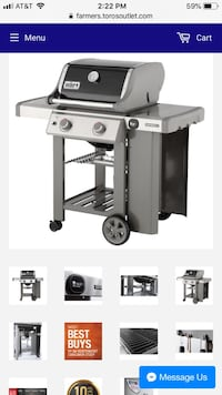 gray and black gas grill screenshot Farmers Branch, 75234