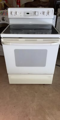 GE stove 3 months warranty