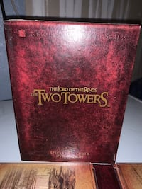 Lord of the Rings DVD Collection Hialeah, 33015