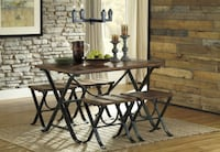 Freimore - RECT DRM Table Set (Set of 5) Gretna
