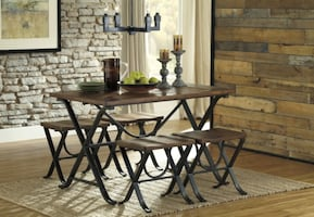 Freimore - RECT DRM Table Set (Set of 5)