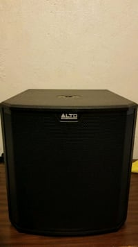 Alto TS315S Subwoofer 2000 watts