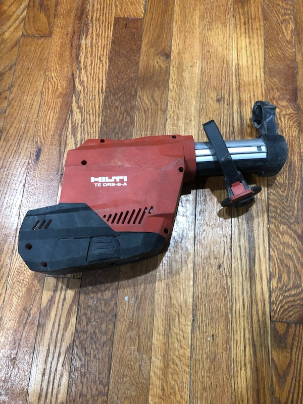Hilti TE DRS-6-A Dust Vacuum For Hammer Drill In Great Conditions
