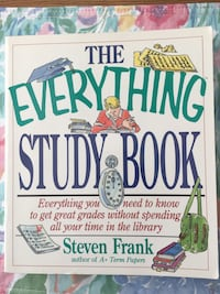 Great book to teach you how to really study.  Excellent condition. Leland, 28451