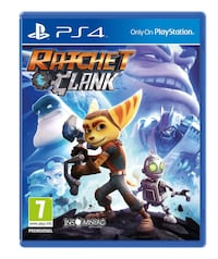 Ratchet & Clank  -- PS4 PlayStation 4 -- Game Games Halifax