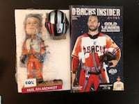 Paul Goldschmidt Bobblehead Star Wars Day Scottsdale, 85254