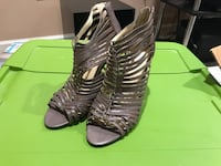 Women high heel sandals size 8M Southington, 06489