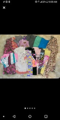 Girls Size 5 Huge Clothes Bundle◀ Stuart, 34994