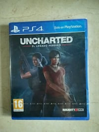 PS4 Uncharted El caso del juego Nathan Drake Collection València, 46019