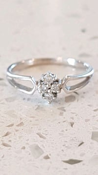 Promise Ring:14k Spence Diamonds  Edmonton, T6X 0L4