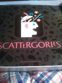 Scattergories game never used Augusta, 30906