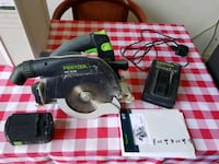 black and gray Bosch corded power tool Ilfracombe, EX34 9EZ