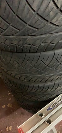 Nitto tires 255/45r20