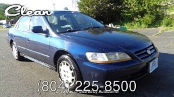 Used 2001 Honda Accord Lx Manual Trans 209k Miles For Sale border=