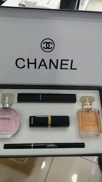 CHANEL 5IN1 LIMITED EDITION GIFT SET 2018 Istanbul