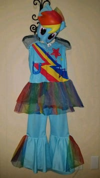 Rainbow Dash costume Columbus, 31907