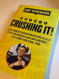 Crushing It by Gary Vaynerchuk Lorton, 22079