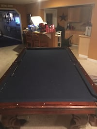 Pool table Burlington, 41005