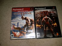 two Sony PS3 game cases Waterloo, N2J 1H1