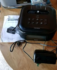 black and gray George Foreman electric grill Vancouver, V5T 1V9