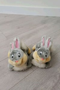 Pair of comfy bunny slippers  Richmond, V6Y 4E3