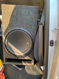 JL Audio W3v3 in a ported box Aiken, 29803