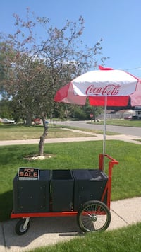 Coke cart. Wyoming, 49509