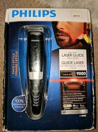 two black and brown hair clipper Edmonton, T6H