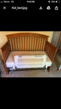 Crib/toddler bed Bethesda