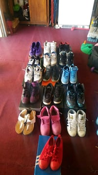 Shoes ( various types)