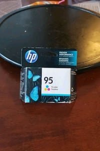 HP Colour Ink Cartridge