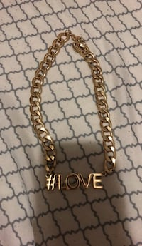 Love necklace London, N6B 5H7