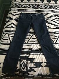 black and white denim jeans Winnipeg, R2W 1K9