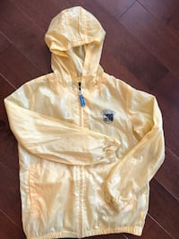 Yellow Kid's Windbreaker Burlington, L7M 0L8