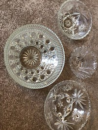 Intricately detailed candy dishes Greensboro, 27455