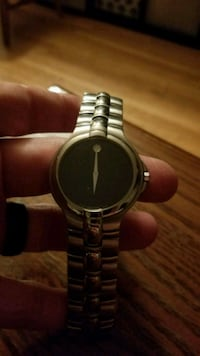 Movado Temo mens watch 262 mi