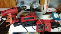 Milwaukee drills both work 18 volt Mansfield, 44907