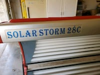 Commercial Tanning Bed, Solarstorm 28C