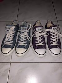 Converse sneakers size 5men/7women  Markham, L3P 7A5