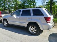 2008 Jeep Grand Cherokee Limited 4WD Worcester