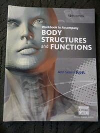 Body Structures and Functions Indianapolis, 46240