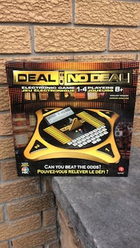 Deal or no Deal electronic game Mississauga, L4T 1X6